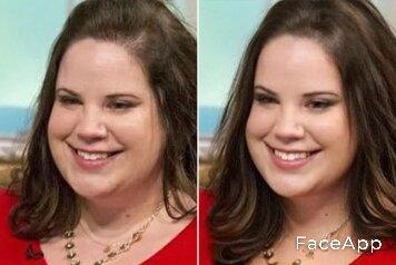Фотошоп на тему: Некрасивых женщин не бывает. Пышные женщины