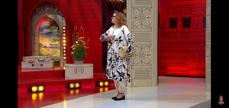 Модный приговор от 26.04.21 с потрясающе красивой женщиной