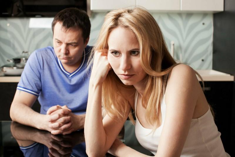 Признаки неудачного брака