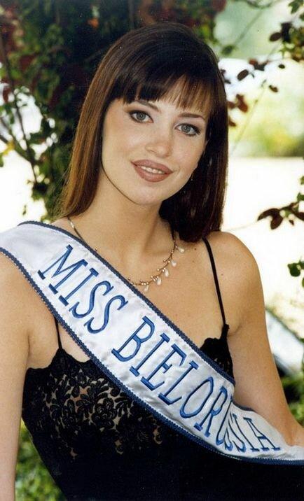 Светлана Кузнецова, «Мисс Беларусь-1998», фото с ресурса gorodw.by
