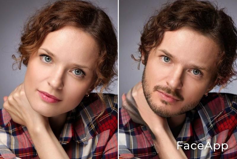 Фотошоп на тему: Из женщины в мужчину. Давайте посмотрим, какие мужчины вышли бы из знаменитых женщин