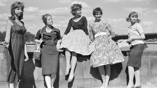 Женщины СССР были скромнее сегодняшних? Проверим!