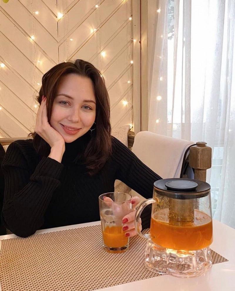 Лиза Туктамышева не боится показать себя без фильтров. Фото из Инстаграма.