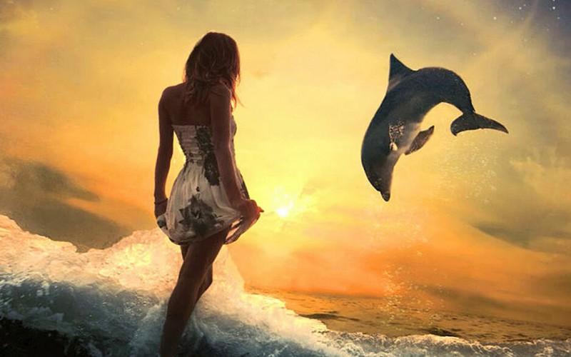 Женщина поехала отдыхать на море, и с ней случилось такое, что до сих пор не может поверить