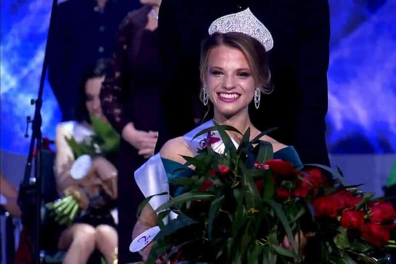 Александра Чичикова, Miss Wheelchair World. Фото с ресурса gorodw.by