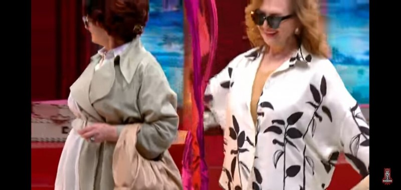 Скриншоты из программы Модный приговор