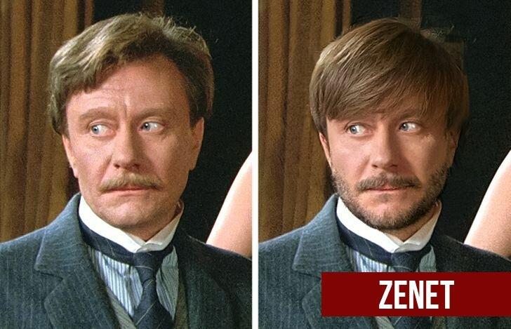 Топ-13 актеров отечественного кино, которых подогнали под стандарты современной мужской красоты
